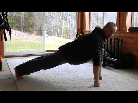 Knuckle Push Up