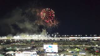 Daytona End Of Race Fireworks  - Coke Zero Sugar 400 - 7th July 2018