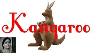 Handmade Soft Toys Kangaroo Making / Debjani Creations Tutorial