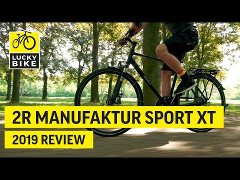 2R Manufaktur Sport XT 2019   Trekkingbike Review