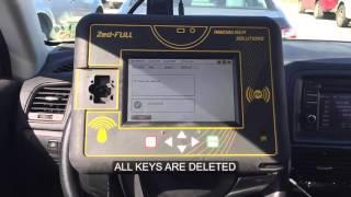 MAZDA CX-5 2015 PROX KEY PROGRAMMING WITH ZED-FULL
