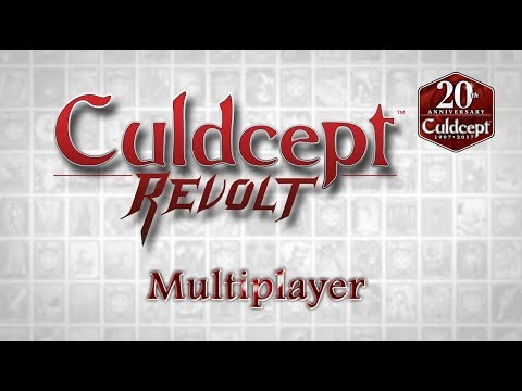 Culdcept Revolt - Multiplayer Trailer (Nintendo 3DS) thumbnail