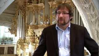 preview picture of video 'Stadtkirche Celle, Orgel von Rowan West /Hus/Kröger - Martin Winkler in Gespräch'