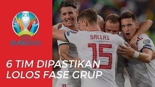 6 Tim yang Dipastikan Lolos Kualifikasi Piala Eropa 2020