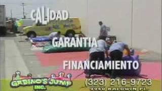 Gabinos' Jump | Venta de Jumpers