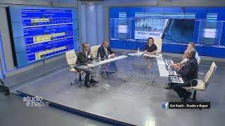 """""""Analiza e shifrave, ja sa mandate marrin partitë në 25 Qershor"""" Studio e Hapur  në News24"""