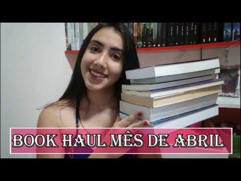 BOOK HAUL | ABRIL | Leticia Ferfer | Livro Livro Meu