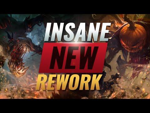 NEW INSANE Fiddlesticks REWORK Coming SOON: ALL ABILITIES REVEALED - League of Legends Season 10