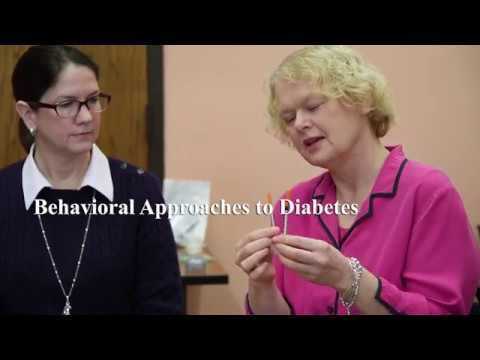 Že v krvi v diabetes mellitus