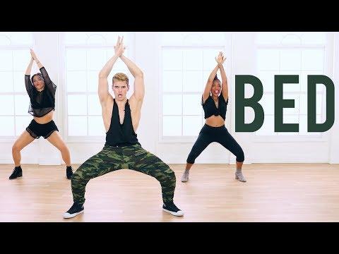 Bed - Nicki Minaj (feat. Ariana Grande) | Caleb Marshall | Dance Workout