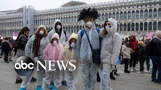 Italy struggles to contain new coronavirus outbreak l ABC News
