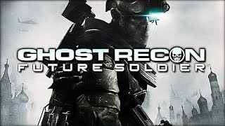 Tom Clancys Ghost Recon Future Soldier Game Movie
