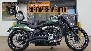 2018 Fatboy® Shop Custom Build