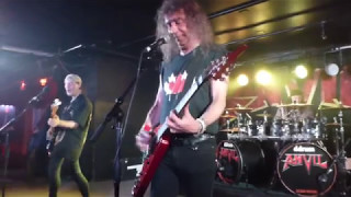Anvil - 666/Oooh Baby (Live in Ottawa)