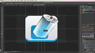 Reskin Spam ׃ Icon Design EP10   دورة عربي موبايل المجانية