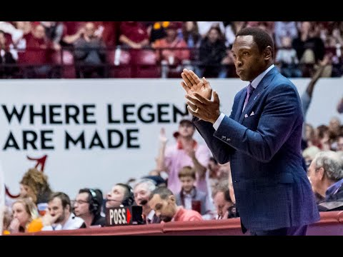 Avery Johnson discusses Alabama's game with Virginia Tech