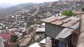 preview picture of video 'Kohima the capital of Nagaland'