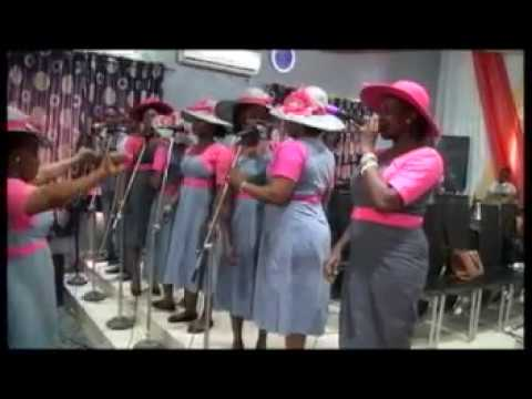 Choir Ministration at the March 2017 Special Thanksgiving Service - Come and Drink