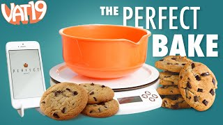 The App that Makes Perfect Cookies