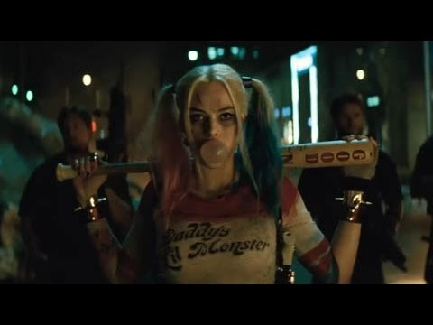 Suicide squad/Отряд самоубийц - You Don't Own Me