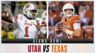 Alamo Bowl Expert Picks: #11 Utah Utes Vs Texas Longhorns | CBS Sports HQ