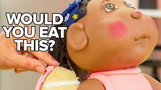This Doll Is Made Of CAKE! | Cabbage Patch Kids Cake | How To Cake It