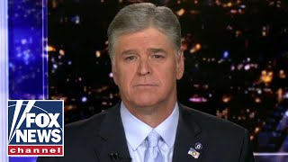 Hannity: Joe Biden goes off on unhinged rant