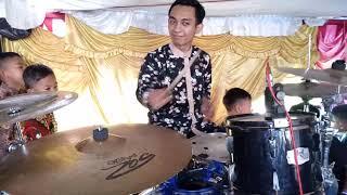 Karna Su Sayang Voc. Putri Kristya,,,KMB Gedruk (cover Bisma Drum)