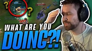 Literally AFK - Destiny plays League of Legends