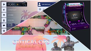 Critical Ops Summer 88 Update‼️ This Changes Everything😱