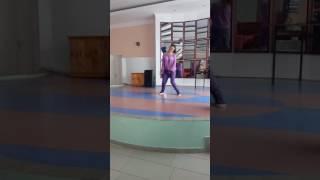 Танцовщица из Каркаралинска