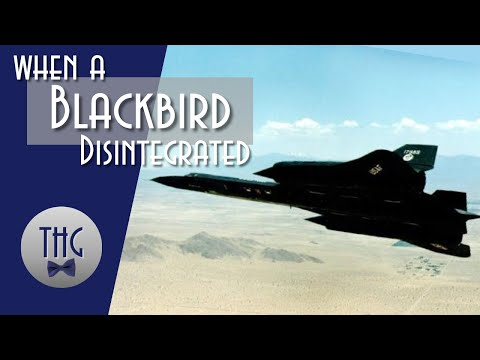 "In 1966 an SR-71 disintegrated at 78,000 feet. The pilot said his first thought was ""No one could live through what just happened. Therefore, I must be dead."""