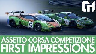Assetto Corsa Competizione - First Impressions Review
