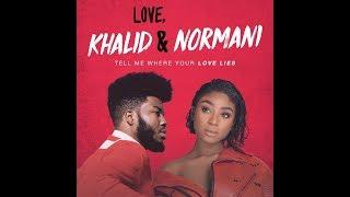 Love Lies (Instrumental) (Audio)   Khalid & Normani