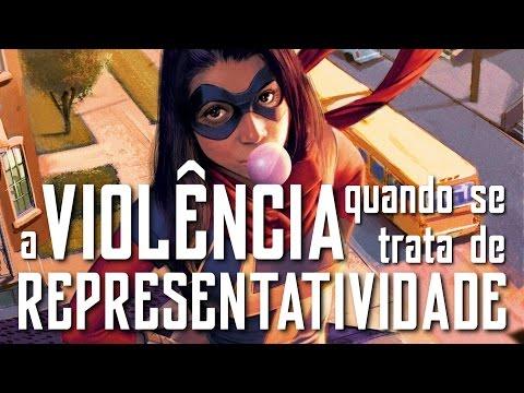 Miss Marvel | E a violência quando se trata de representatividade
