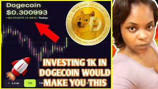 DoDecoin investieren 1000 Dollar