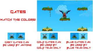 Killer Queen arcade game complete tutorial - dooclip.me