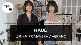 SUPER HAUL ZARA TEMPORADA PRIMAVERA/ VERANO 2019 | Haul Trendencias