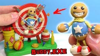ЛЕПИМ БАДИ из игры КИК ЗЕ БАДИ | Kick the Buddy