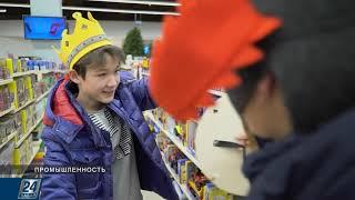 Производство детских игрушек в Казахстане   Промышленность