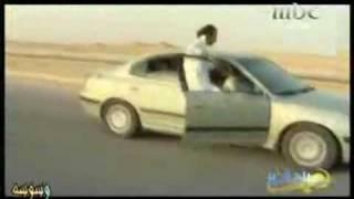 preview picture of video 'New Saudi Roadskating Stunts'