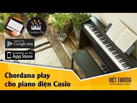 Giới thiệu và hướng dẫn Chordana play cho piano điện Casio