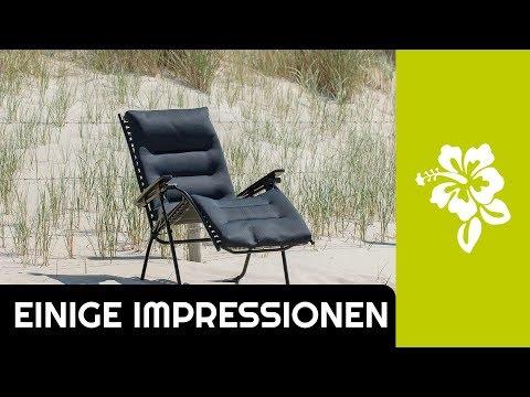 Einige Impressionen | Lafuma Evolution Air Comfort Relaxstuhl | Kees Smit Gartenmöbel