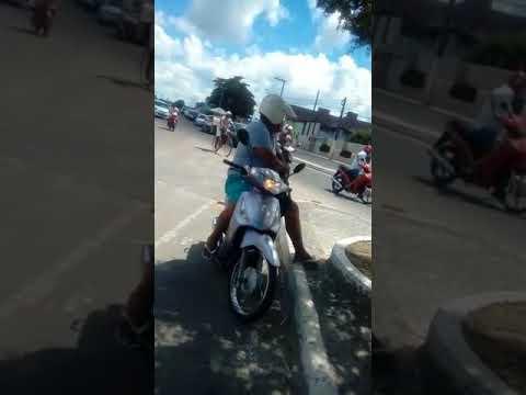 Buzinaço em Boquim contra o aumento da gasolina