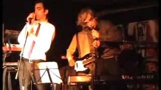 Arabian Song (F. Battiato) - Morgan e Fabio Cinti con Le Nuove Logiche @ Scimmie