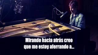 James Blunt - Always Hate Me  [Subtitulada en español] + Lyrics en la descripción.