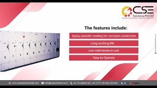 Learn more about our Changeover Panels – CSE Solutions