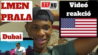 Lmen Prala Reaction Videó 🌴 Reakció Egyenesen Amerikából 🔥 Dubai🎤
