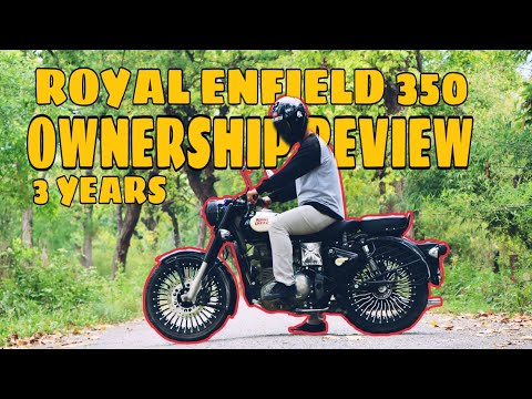THREE YEARS OWNERSHIP REVIEW OF ROYAL ENFIELD 350cc || SYG MOTO