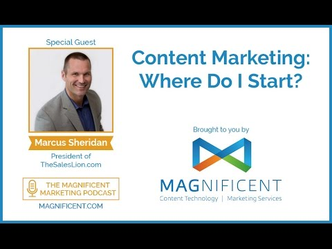 Content Marketing - Where Do I Start?